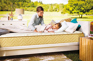 best quality natural latex mattress in India